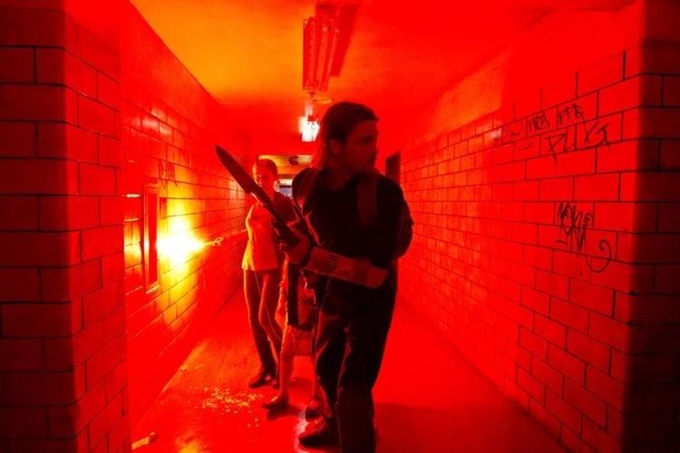 Кадр из фильма «Война миров Z».
