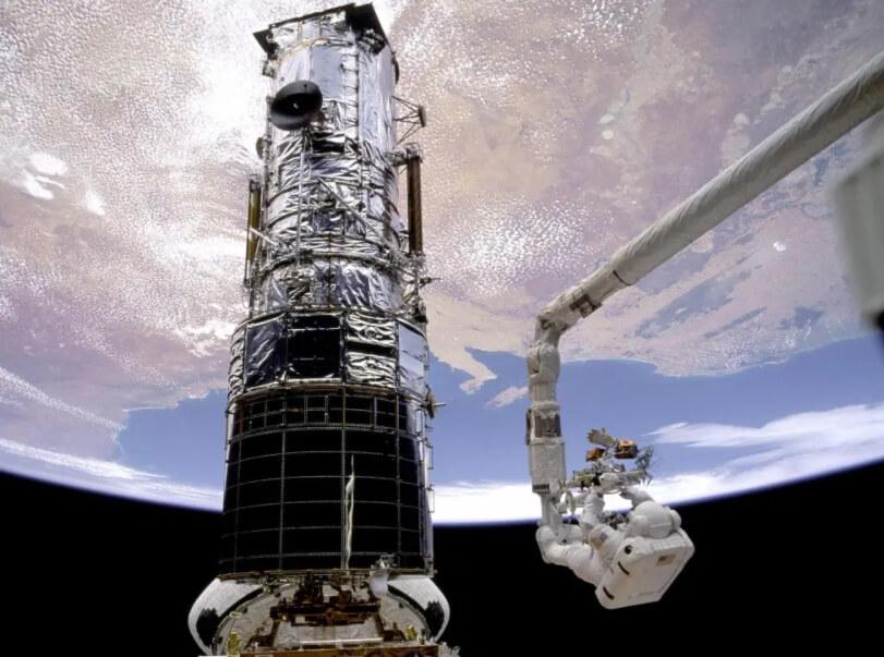 Как NASA восстановила работу телескопа Хаббл