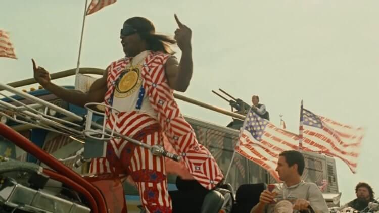 Президент Соединенных Штатов Америки, кадр из фильма «Идиократия».