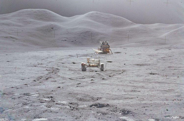 Этот аппарат 50 лет назад оставили на Луне навсегда