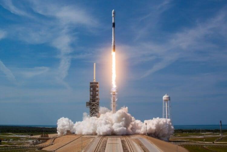 Почему SpaceX не будет ловить обтекатели ракет при помощи сети?