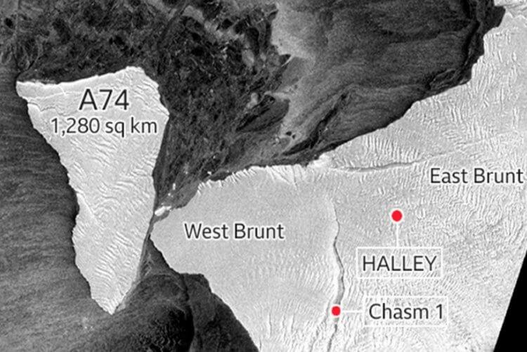 От Антарктиды все чаще откалываются большие ледники. Чем это может грозить?