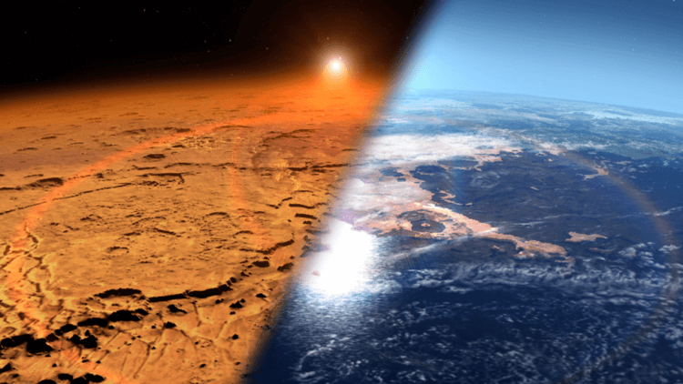 «Окаменела» или испарилась — загадка исчезновения воды на Марсе раскрыта?