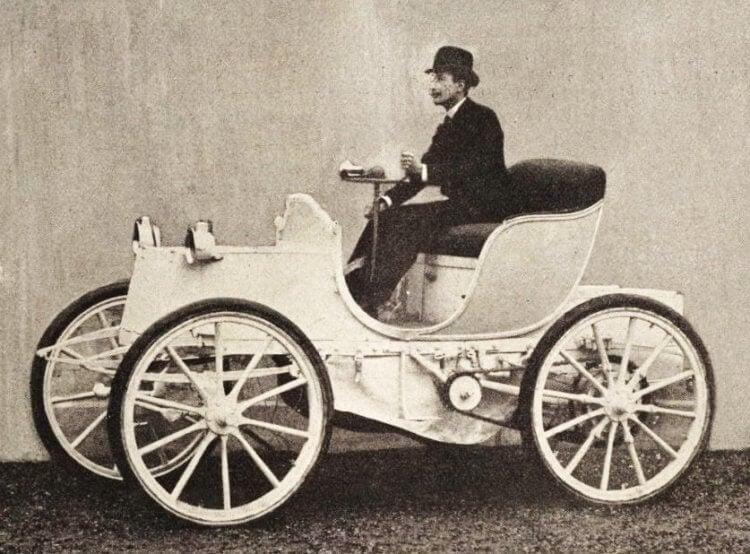 Когда появились первые электромобили — история эволюци