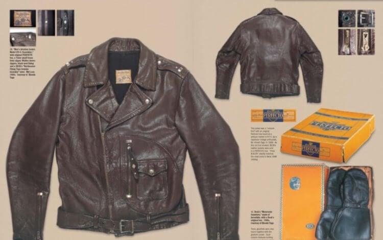 Почему байкеры носят кожаную одежду?