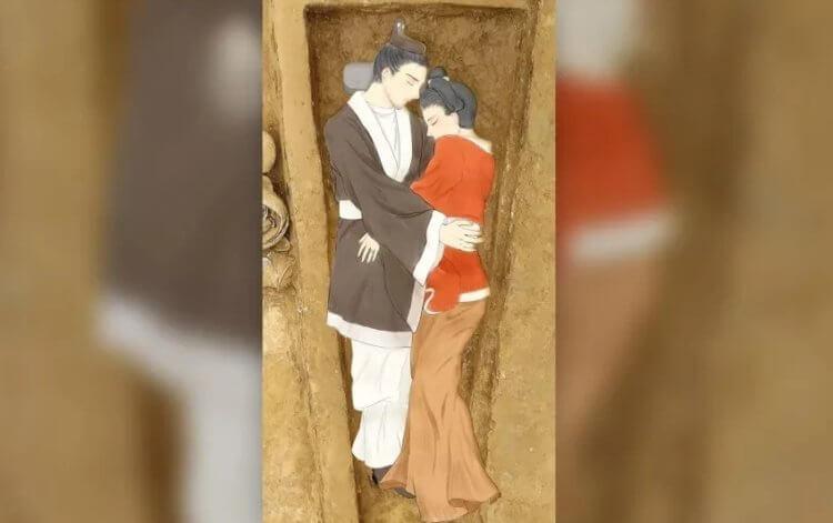 Найдено самое романтичное захоронение древних людей
