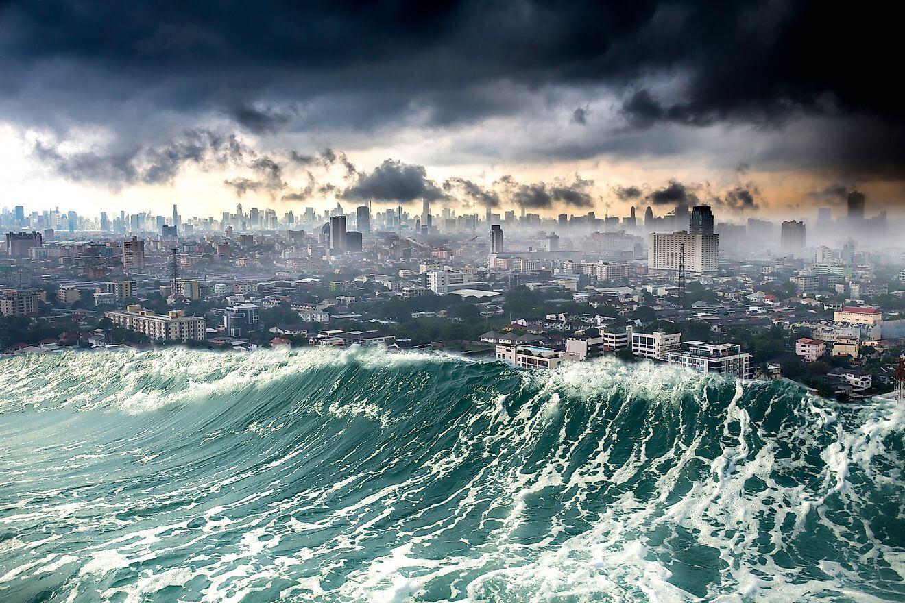 Согласно результатам нового отчета МГЭИК, в течение этого столетия многие страны исчезнут с лица Земли вследствие стремительного изменения климата.