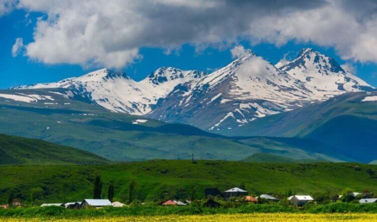 Аномальная зона на горе Арагац в Армении — в чем секрет феномена?
