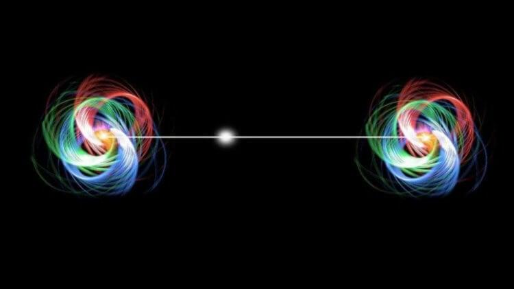овсем недавно запутанность стала важным элементом в продолжающемся развитии квантовых вычислений и квантовой информатики.
