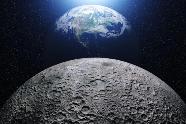 ТОП 5 самых распространенных мифов о Луне