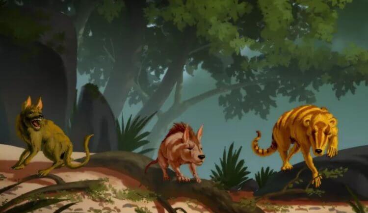 Почему древнего зверя назвали в честь персонажа «Хоббита»?