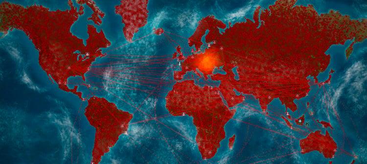 В современном мире вирусные инфекции распространяются чрезвычайно быстро