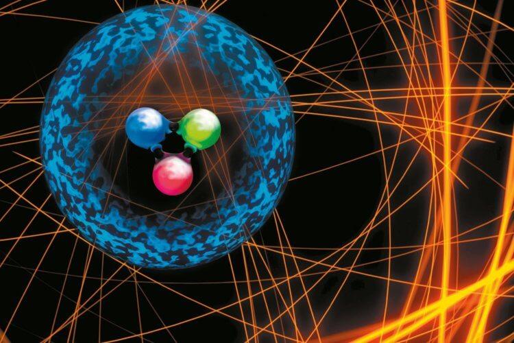 Физики открыли новую элементарную частицу –тетракварк