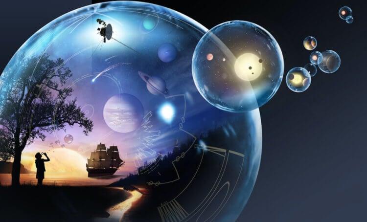 Наука пока не может ни доказать, ни опровергнуть существование Мультивселенной.