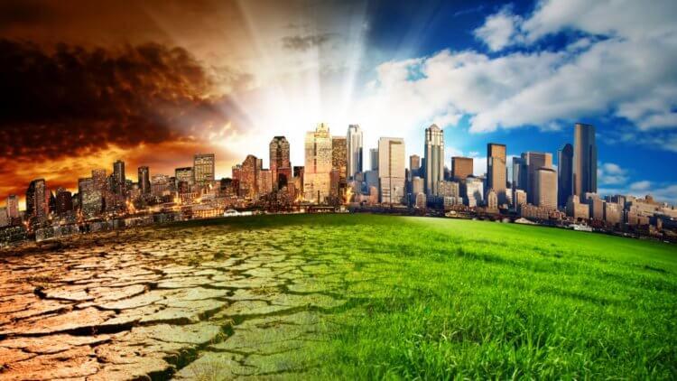 Потепление климата может угрожать вашему здоровью больше, чем коронавирус