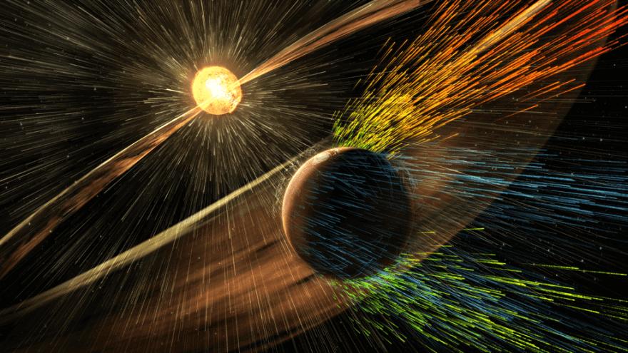 Холмы на Марсе не защищают от радиации — красная планета сама является источником излучения