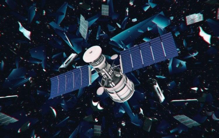 Частная компания попыталась очистить орбиту Земли от мусора. Что из этого вышло?
