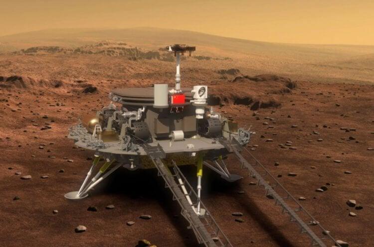 В Китае хотят создать космический корабль длиной в несколько километров