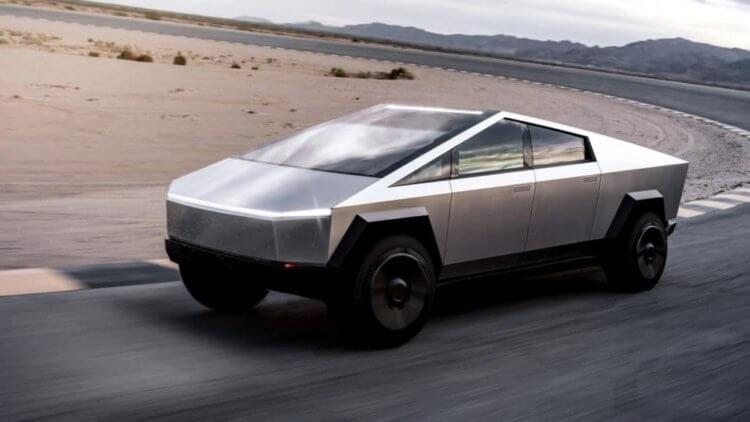 Tesla запатентовала свою безумную идею — использовать лазеры вместо дворников