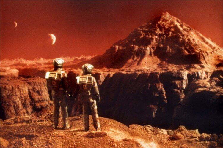 Почему люди до сих пор не прилетели на Марс?