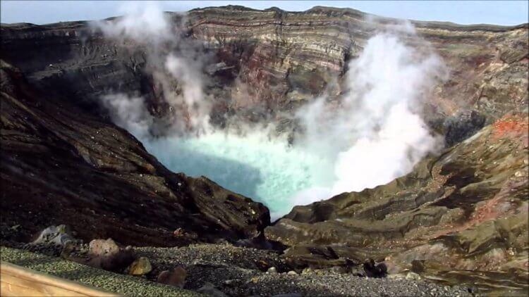 5 самых опасных вулканов, угрожающих человечеству