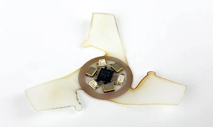 Разработан самый маленький летательный аппарат. Для чего он нужен?