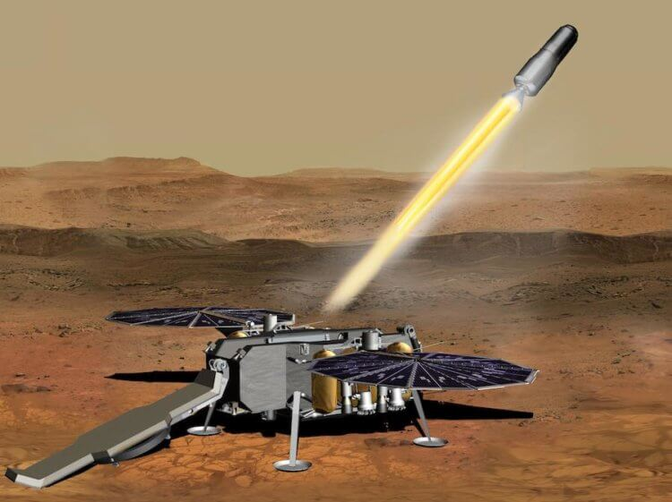 Образец горной породы, добытый марсоходом НАСА, стал важным шагом в поисках инопланетной жизни