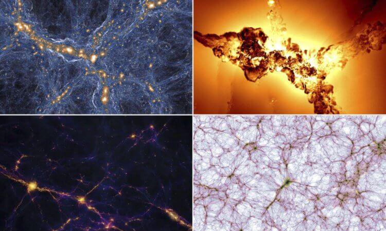 Перед вами компьютерная модель Вселенной, которая может похвастаться невиданными ранее уровнями детализации о силах, действующих во Вселенной.