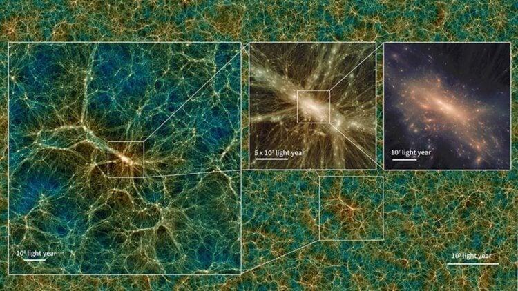Ученые сгенерировали виртуальную вселенную. И ее можно загрузить