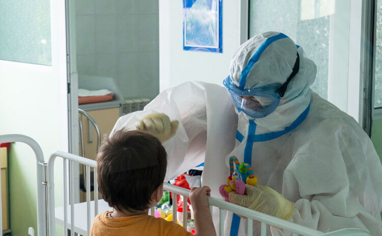 В США Дельта начал вызывать у детей опасный синдром, который приводит к летальным исходам
