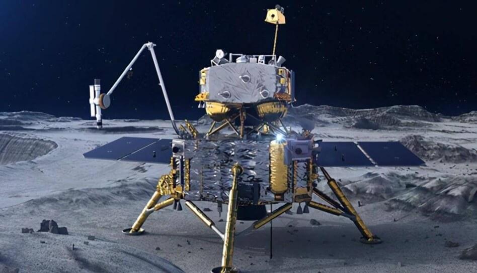 Ученые изучили лунный грунт, добытый аппаратом Чанъэ-5. Что нового они узнали