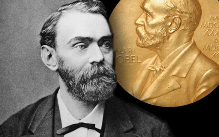Химик, инженер и избиратель Альфред Нобель.