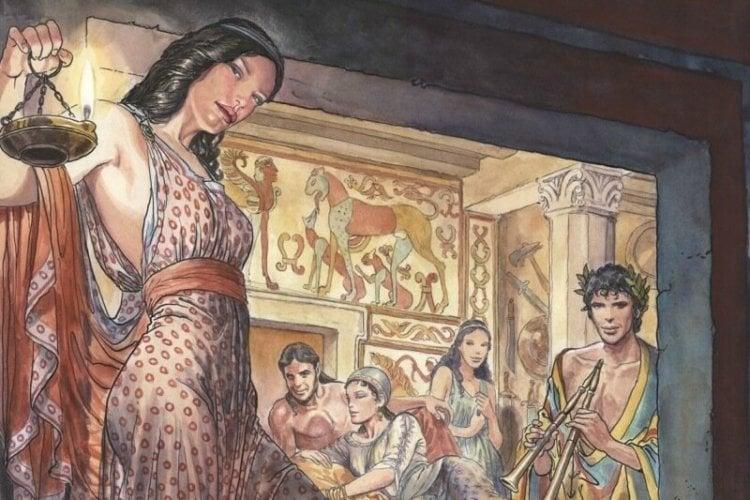 Основали Рим и исчезли — секрет загадочной цивилизации этрусков раскрыт