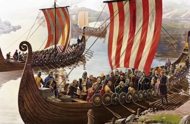 Первыми Азорские острова заселили викинги более 1000 лет назад