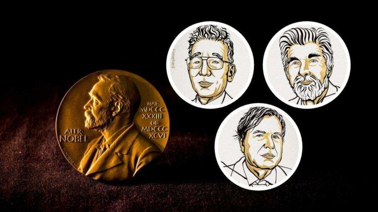 Луреаты Нобелевской премии 2021 года.
